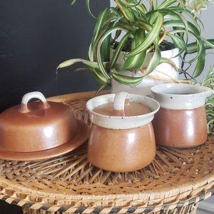 SIAL BOHO Trio Pottery set